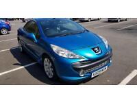 Peugeot 207 CC 1.6 HDi FAP GT 2dr FSH VGC 2 Keys 6 Months Warranty