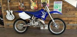 2008 Yamaha YZ250