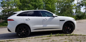 2017 Jaguar F-Pace S AWD V6 Supercharged w/Sports Interior
