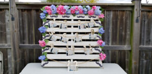 Birthday Pallet Picture Board