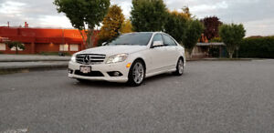 2008 Mercedes Benz C350 4MATIC - Low kms, all options C250 C300