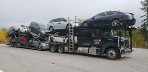 Vehicle Shipping Canada Wide Privet or Dealers