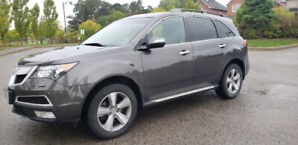 2011 Acura MDX Tech  + Utility package Added