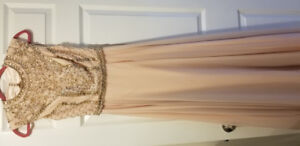 Beautiful jovani evening gown