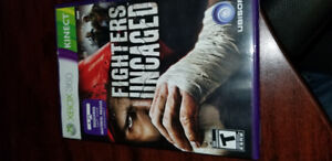 Fighters Uncaged for Xbox 360
