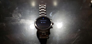 Fossil Gen 3 Smartwatch - Q Explorist. Comes with 2 bands!