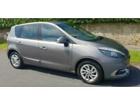 2012 Renault Scenic 1.5 dCi Dynamique TomTom Energy 5dr [Start Stop] MPV Diesel