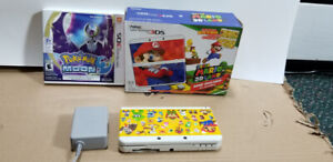 New Nintendo 3DS Lot with 5 games