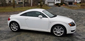 2002 Audi TT AWD 1.8 Turbo