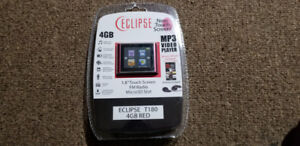 Selling a brand new mp3 newer version, still in box.