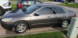 Honda Accord 2007 SE - Fully Loaded - with Navigation,