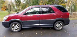 2005 Buick Redezvous