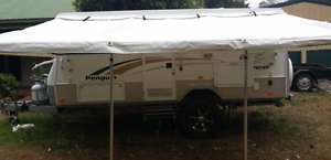 Jayco bagged Awning- 12ft The Junction Newcastle Area Preview
