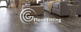 G R G Floor Fitting - Laminate- Wood - LVT - Vinyl - Carpet