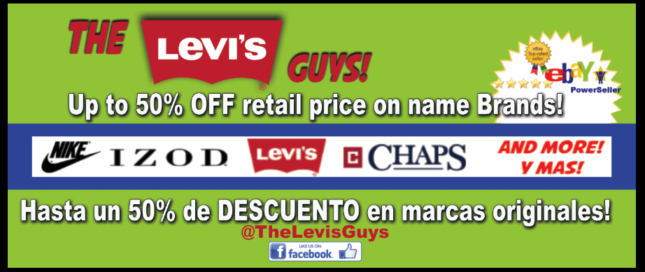 The Levis Guys!