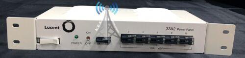 Alcatel/lucent Dixi-3-33a2 Power Panel, Model 33a2, *pl2019