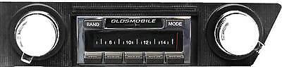 NEW 300 watt AM FM Stereo Radio & CD Player 66-67 Oldsmobile Cutlass iPod Aux in