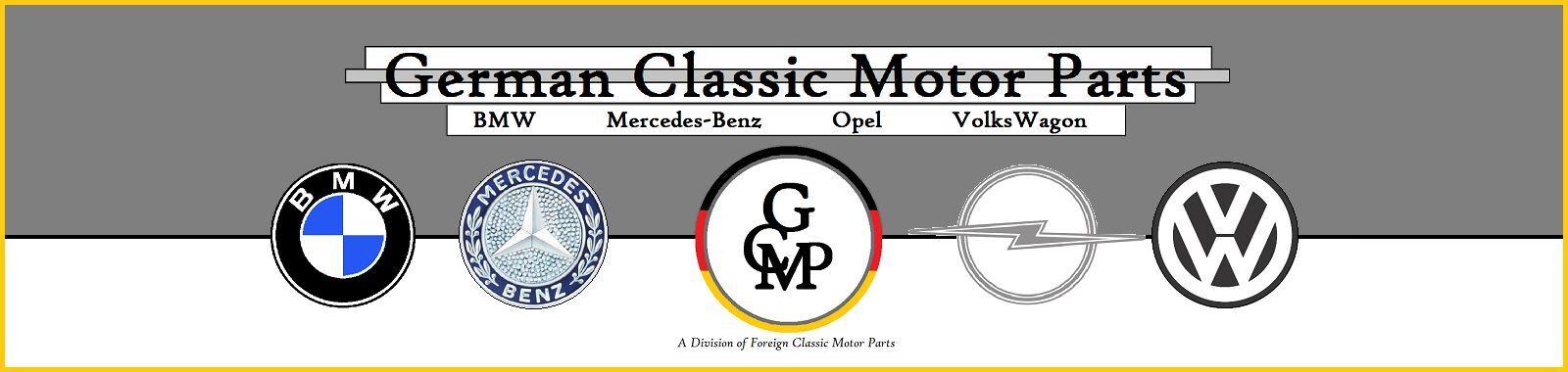 German Classic Motor Parts