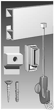 picture hanging system home garden ebay. Black Bedroom Furniture Sets. Home Design Ideas