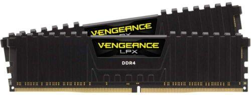 Corsair Vengeance LPX 16GB (2x8GB) DDR4 DRAM 3200MHz C16 Desktop Memory Kit - Bl