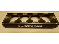 40 x Guiness line out trays brand new