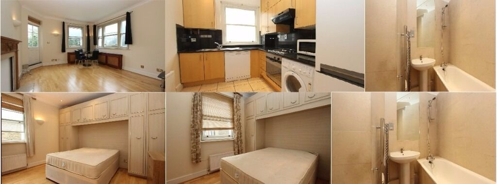 2 bed 2bath apartment st johns wood nw8