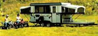 Hunters Special Fleetwood off road Travel Trailer with Deck