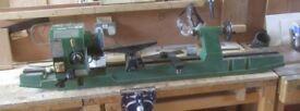 Nutool wood lathe