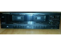 MARANTZ SD285 Twin Cassette Deck Seperates unit. Good Cond.