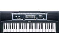 YAMAHA electric keyboard and STAND