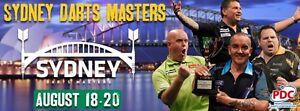Sydney darts Masters Branxton Singleton Area Preview