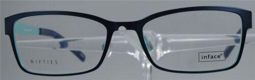 INFACE 8314 Brille Brillengestell Blau Händler NEU