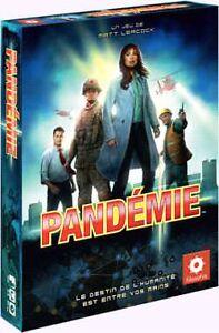 Jeu de société pandémie