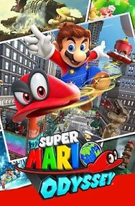 Looking for super Mario odyssey