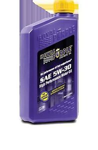 Royal Purple Synthetic Motor Oil - We Can Supply