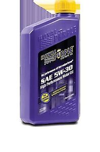 Royal Purple Synthetic Motor Oil 20W - 50 - Blow Out Sale