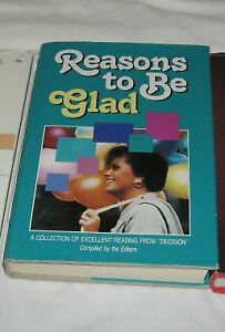 """""""Reasons to be Glad"""" - (Billy Graham)   Truro"""