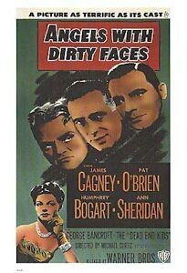 ANGELS-WITH-DIRTY-FACES-Humphrey-Bogart-MOVIE-POSTER
