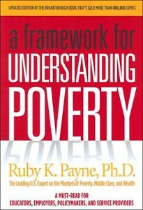 FRAMEWORK FOR UNDERSTANDING POVERTY + MODULES 1-7 WORKBOOK