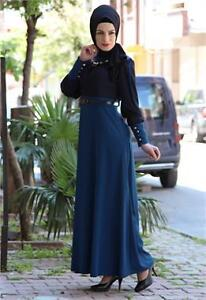NEW Boutique Turque - Robe Femme Musulmane Muslim Dress Islamic