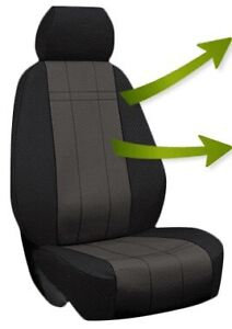 Brand New Shear Comfort seat covers for Toyota Tundra