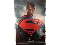 Batman vs Superman 8×5 feet Cinema Banner