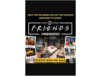 Friendsfest Ticket 10th Sept Hylands House