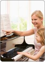 Register for Fall Piano Lessons- In YOUR Home!