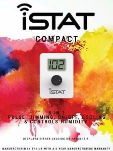 iSTAT Compact 300W Thermostat - Reptiles, Pythons, Lizards, Frogs Cannington Canning Area Preview