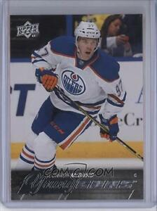 Connor McDavid Young Guns Rookie 201 Wanted