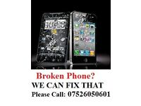 I can fix your iPhone Broken screen 6 / 6s / 6plus . It takes 10 min