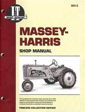 It Manual For Massey-harris Covers 81 101 202 More