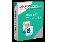 Get 50% discount on Vartika Exchange EDB to PST Converter