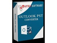 Outlook PST Converter Software